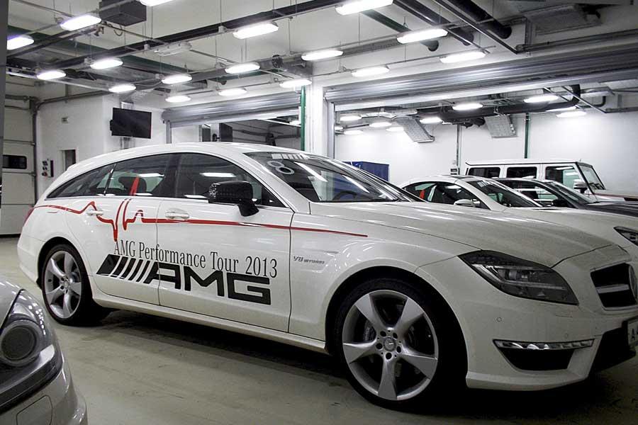 Mercedes AMG С